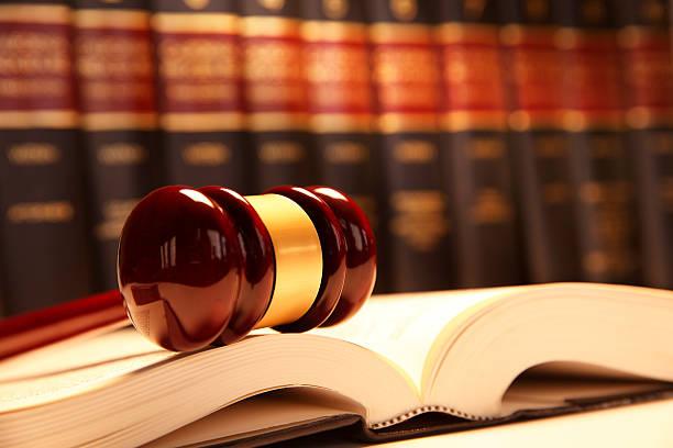 Judge Gavel on Open Book